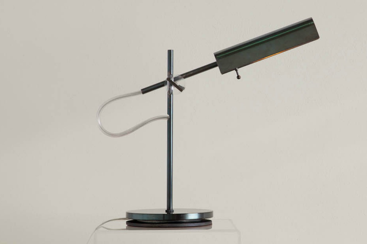George Table Lamp, oil rubbed bronze