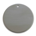 Brushed Chrome Finish Swatch