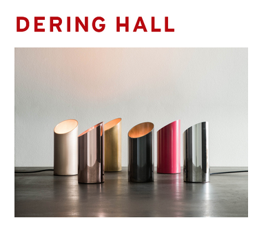 Jackson Accent Lamps featured on Dering Hall