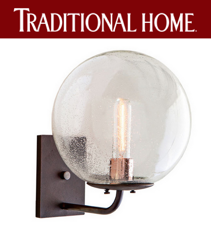 Traditional Home: Cooper Sconce